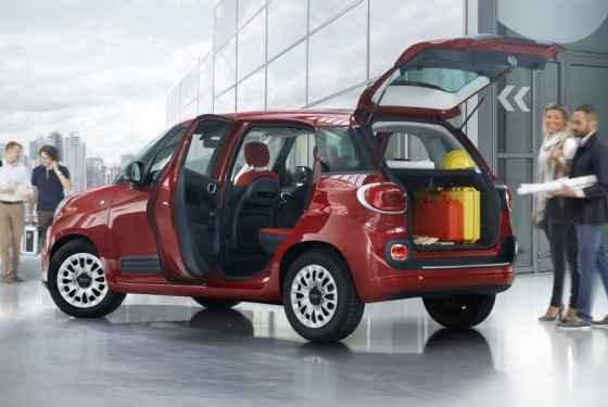 Fiat 500L Pro