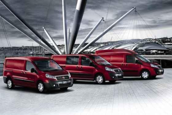 Debiut Fiata Scudo 2013 na polskim rynku