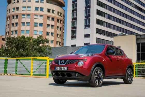Nowy silnik w Nissanie Juke