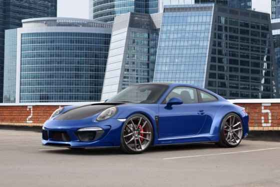 Porsche 911 Carrera Stinger by TopCar
