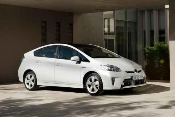 Wyprodukowanie Toyoty Prius z numerem 3 000 000