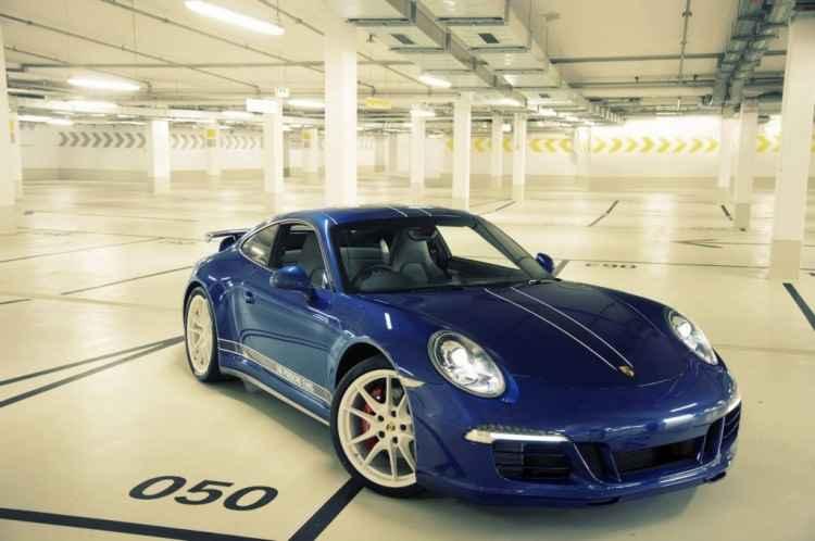 Porsche 911 Carrera 4S 5M Porsche Fans