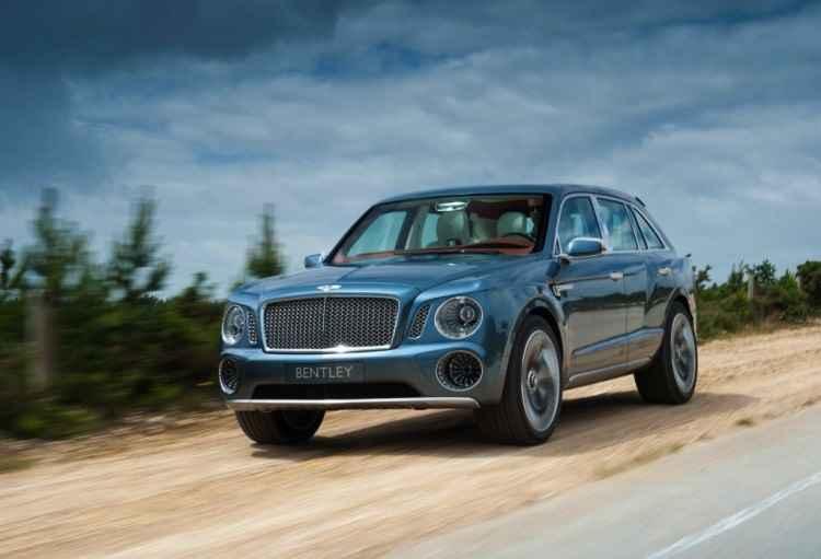 Zielone światło dla SUV-a od Bentley'a