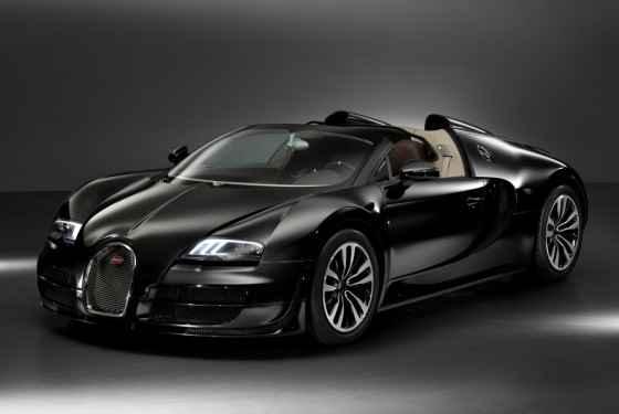 Bugatti Veyron Grand Sport Vitesse Legend Jean Bugatti Edition