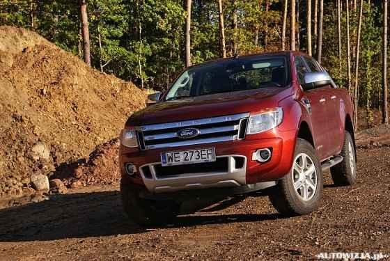 Ford Ranger V Limited