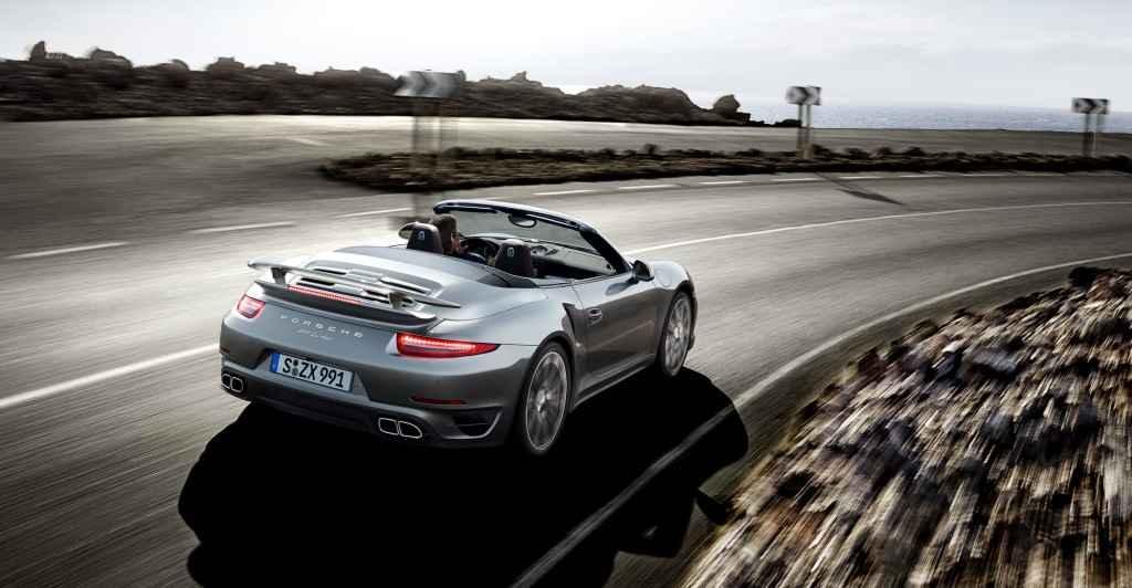 Porsche 911 Turbo Cabriolet (2013)