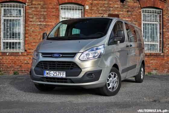 Ford Transit Custom Van 2.2 TDCi 125 KM Limited