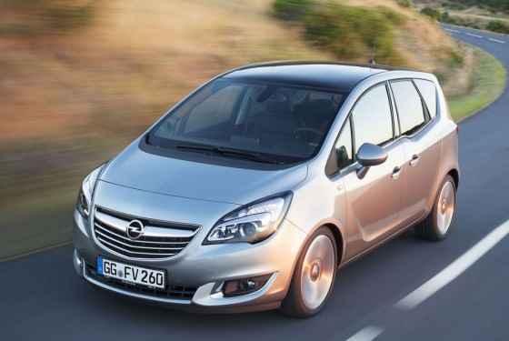 Opel Meriva FL (2014)