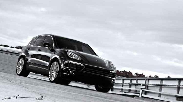 Porsche Cayenne Diesel Super Sport Wide Track by Project Kahn (2013)