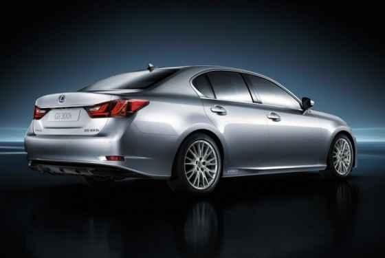 Przedsprzedaż Lexusa GS 300h