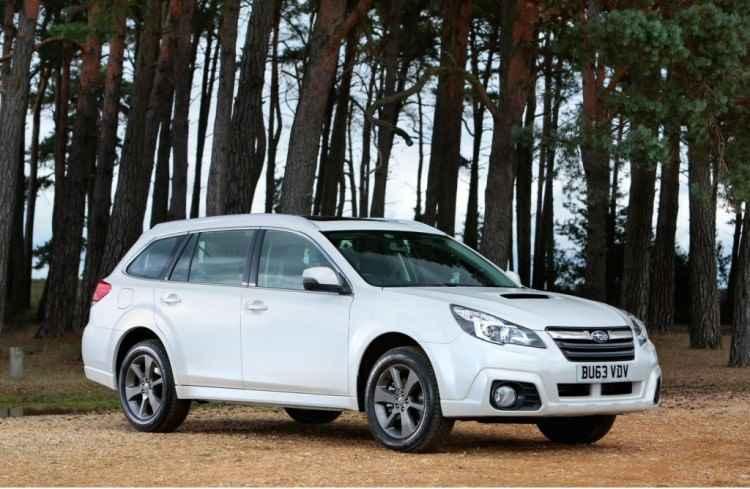 Subaru Outback (2014)