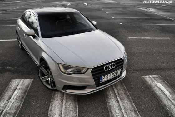 Audi A3 Limousine 1.8 TFSI Ambiente