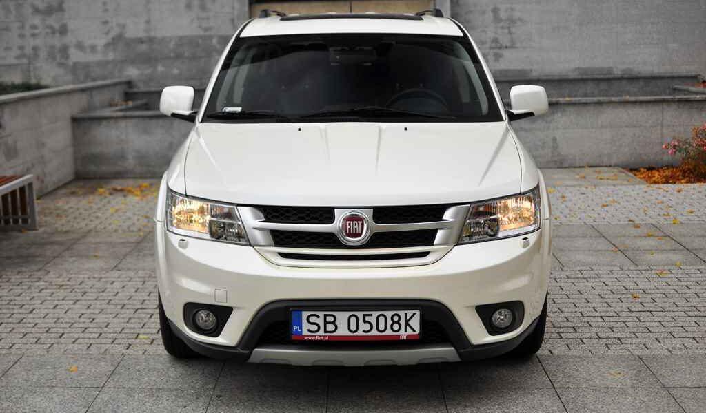 Fiat Freemont 3.6 V6 AWD Lounge