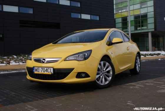 Opel Astra GTC 2.0 CDTI 165