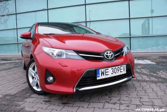 Toyota Auris 2.0 D-4D Dynamic