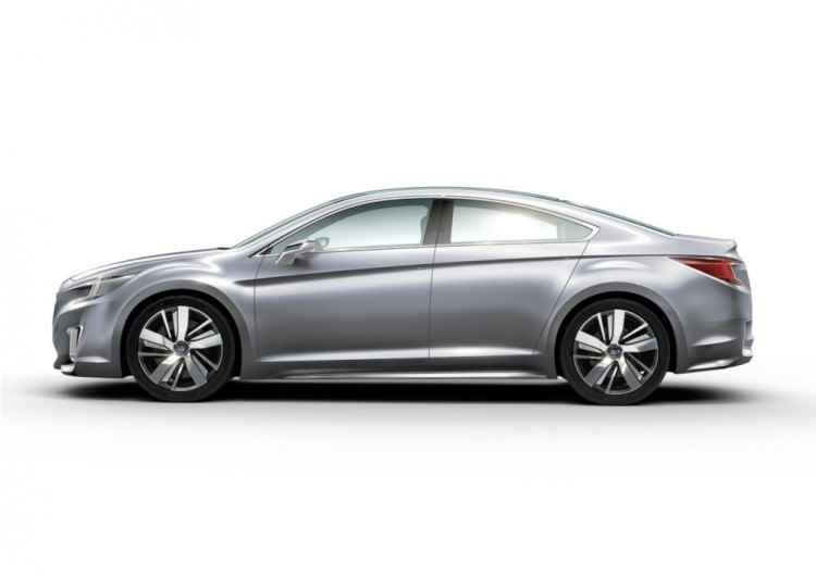 Subaru Legacy Concept (2015)