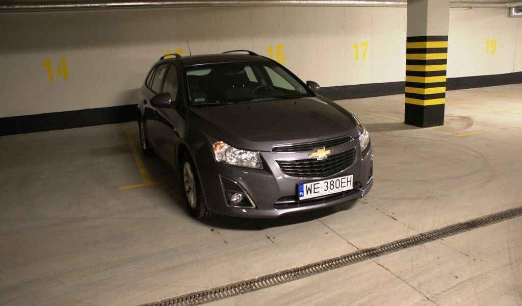 Chevrolet Cruze Kombi