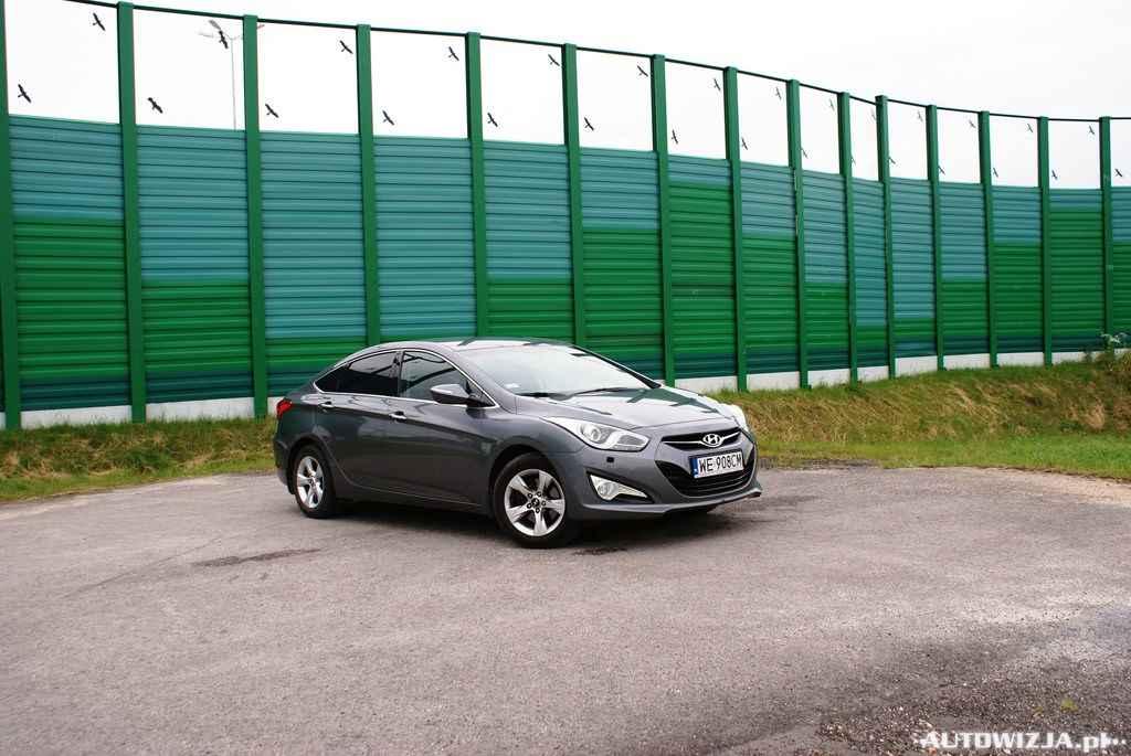 hyundai i40 sedan 2.0 gdi comfort plus - auto test - autowizja.pl