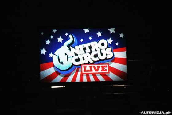 Nitro Circus Live Warszawa