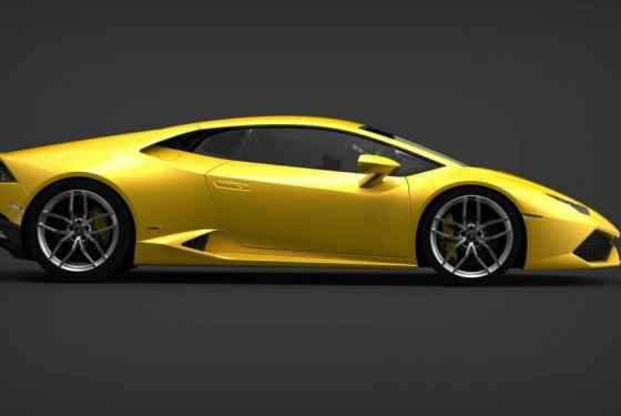 Lamborghini Huracan LP 610-4 (2014)