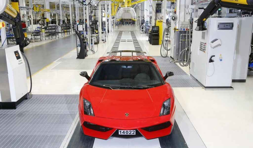 Ostatni egzemplarz Lamborghini Gallardo wyprodukowany