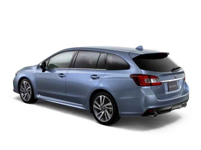 Subaru Levorg (2014)