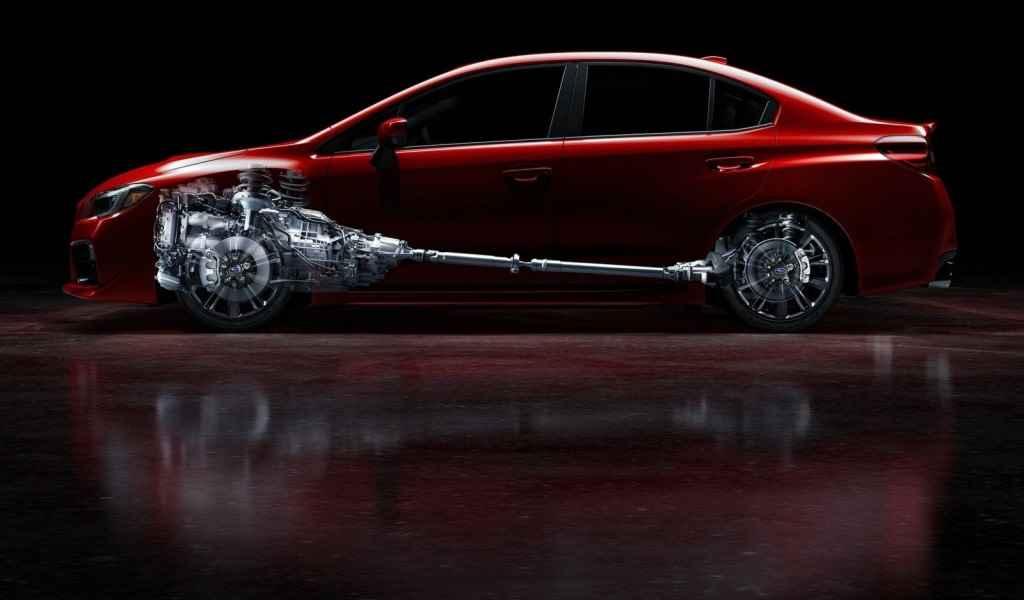Subaru WRX (2014)