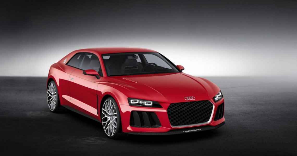 Audi Sport Quattro Laserlight