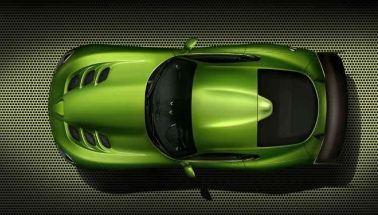 SRT Viper Grand Touring