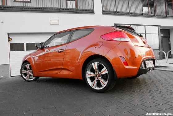 Hyundai Veloster 1.6 GDI 140KM Premium