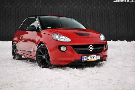 Opel Adam 1.4 Ecotec 100 KM Slam