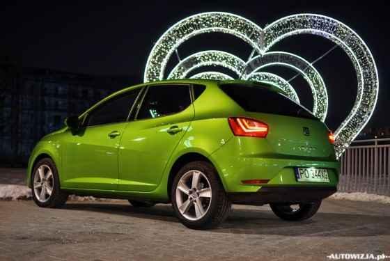Seat Ibiza 1.2 TSI DSG 105 KM Style