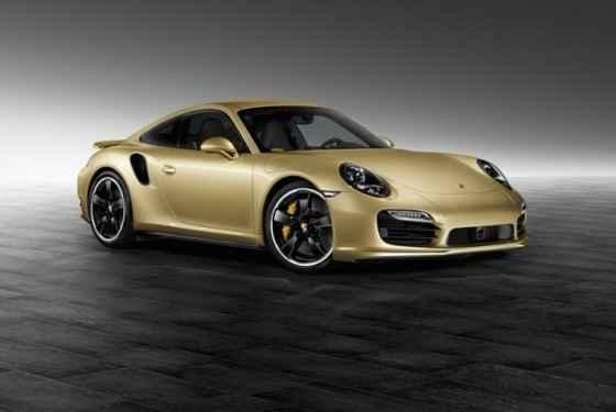 Zbudowane na specjalne zamówienie Porsche 911 Turbo