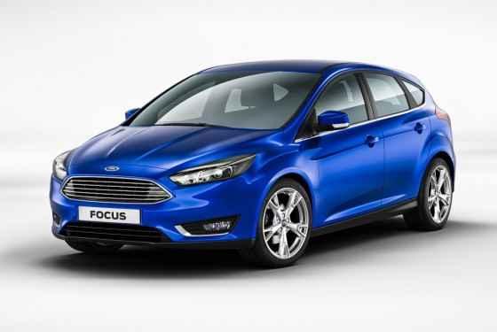 Ford Focus FL (2014)