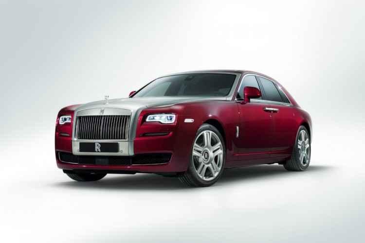 Rolls-Royce Ghost FL (2014)