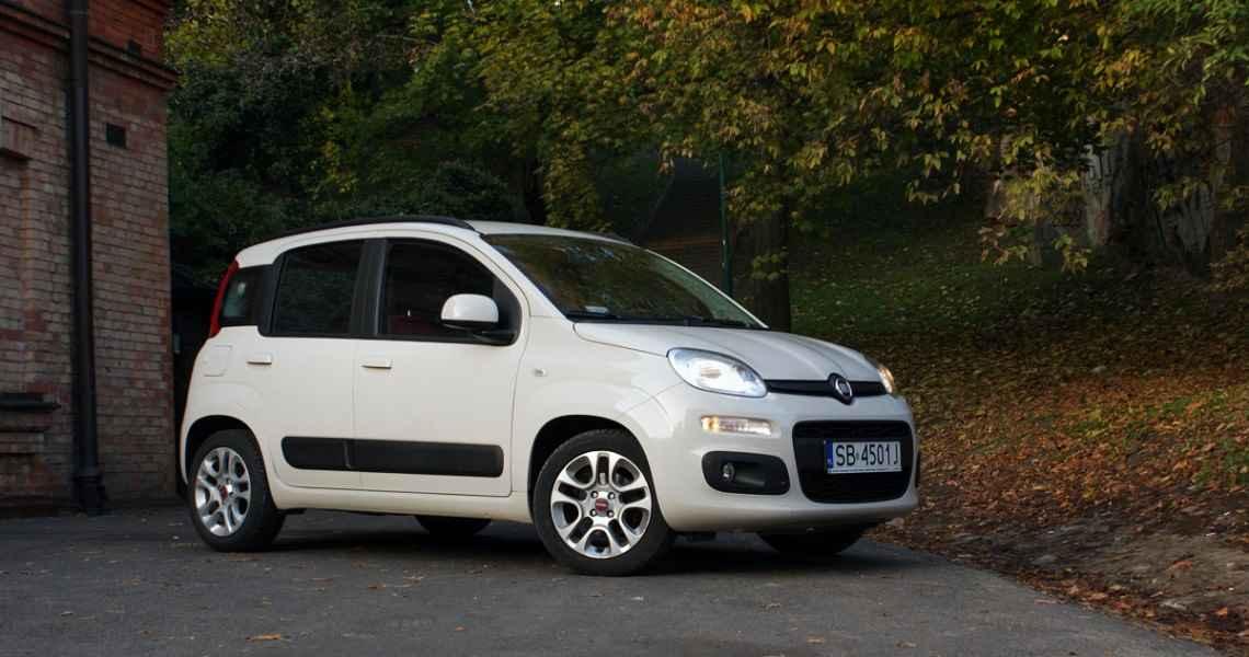 Fiat Panda 1.2 Fire Lounge