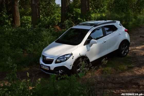 Opel Mokka 1.4 Turbo 4×4 Cosmo