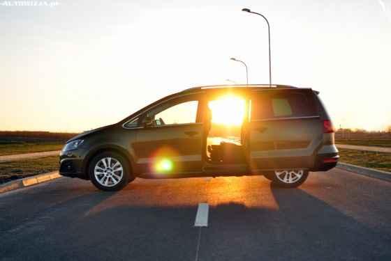 Seat Alhambra 2.0 TDI 140 KM 4WD Style