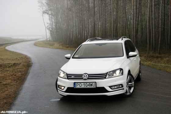 Volkswagen Passat Variant 2,0 TDI 177 KM DSG Highline