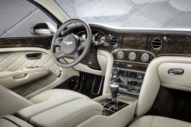 Bentley Mulsanne Hybrid Concept (2014)
