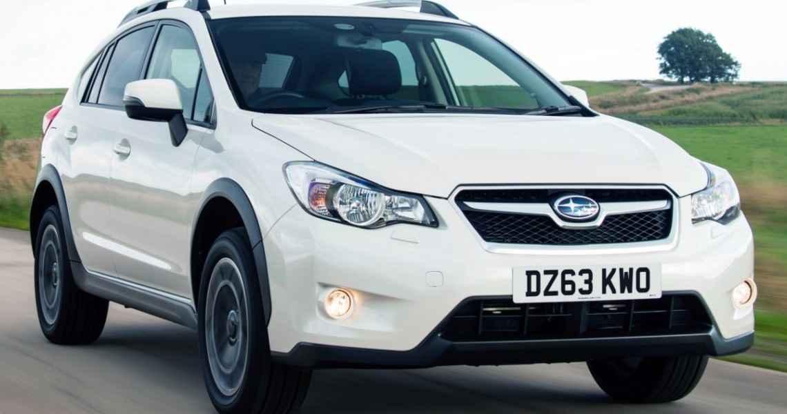 Subaru XV (2014)