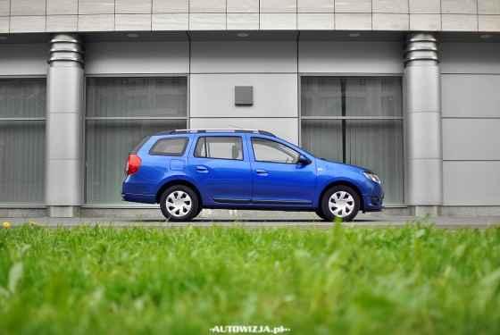 Dacia Logan MCV Laureate dCi 90