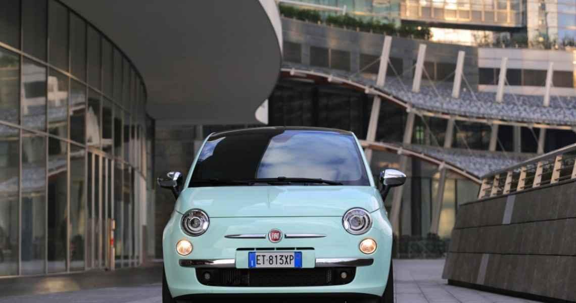 Fiat 500 Cult (2014)