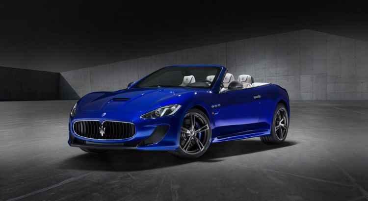 Maserati GranCabrio MC Centennial Edition