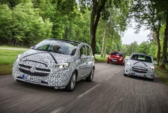 Nowy Opel Corsa 2014