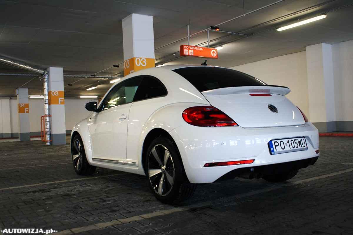 vw beetle 1 4 tsi sport r line auto test. Black Bedroom Furniture Sets. Home Design Ideas