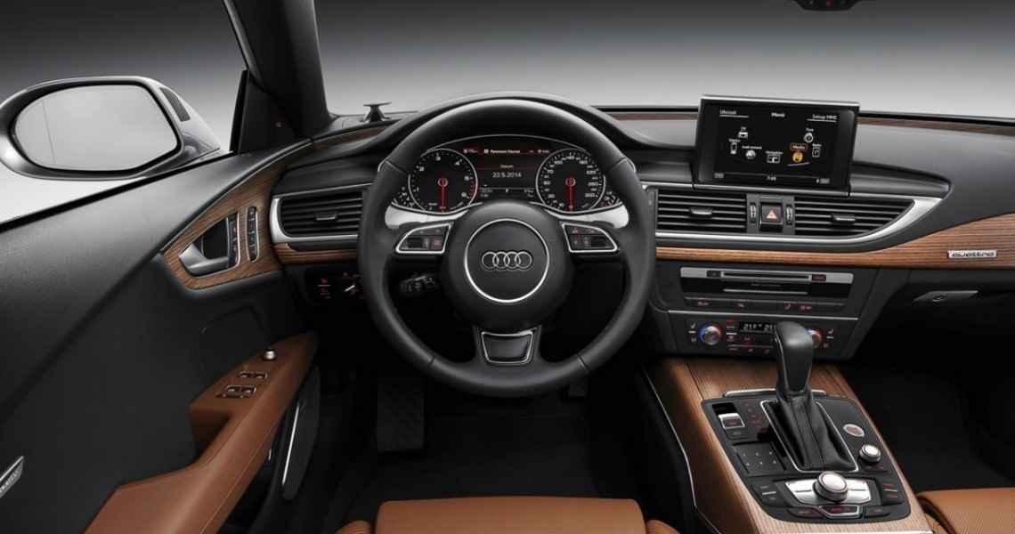 Audi A7 Sportback FL (2014)