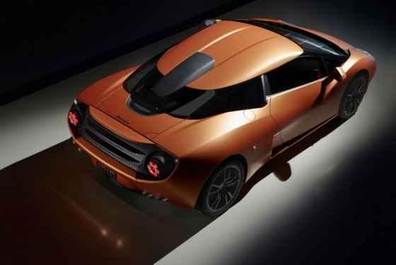 Lamborghini 5-95 by Zagato