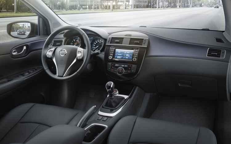 Nowy Nissan Pulsar (2014)