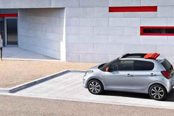 Gama i ceny nowego Citroëna C1 w Polsce
